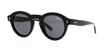 Mulberry Sunglasses Gian SML004 0BLK 45