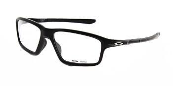 Oakley Glasses Crosslink Zero Satin Black Reflect  OX8076-0756