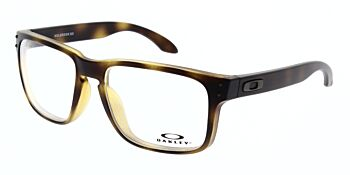 Oakley Glasses Holbrook RX Matte Brown Tortoise  OX8156-0256