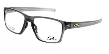 Oakley Glasses Litebeam Satin Grey Smoke  OX8140-0255