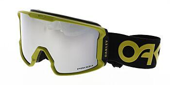 Oakley Goggles Line Miner Factory Pilot Progression Prizm Black Iridium OO7070-4601