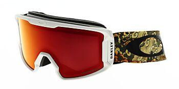 Oakley Goggles Line Miner Kazu Sig Kamikazu Derma  Prizm Torch Iridium OO7070-5401