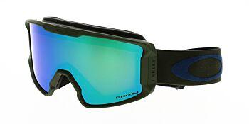 Oakley Goggles Line Miner XM Dark Brush Poseidon Prizm Jade Iridium OO7093-2200