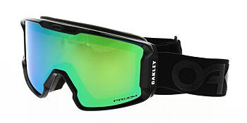 Oakley Goggles Line Miner XM Factory Pilot Blackout Prizm Jade Iridium OO7093-1200
