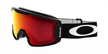 Oakley Goggles Line Miner XM Matte Black Prizm Torch Iridium OO7093-0400