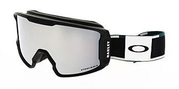 Oakley Goggles Line Miner XM Railwork Balsam Black Prizm Black Iridium OO7093-2000