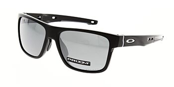 Oakley Sunglasses Crossrange Matte Black Prizm Black Polarised OO9361-0657