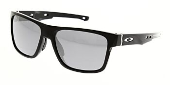 Oakley Sunglasses Crossrange Polished Black Black Iridium OO9361-0257