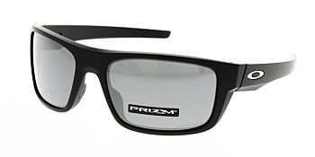Oakley Sunglasses Drop Point Matte Black Prizm Black Polarised OO9367-0860