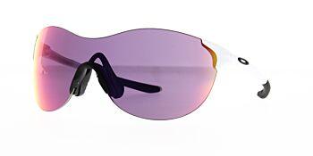 Oakley Sunglasses Evzero Ascend Polished White Prizm Road OO9453-0237