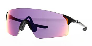 Oakley Sunglasses Evzero Blades Polished Black Prizm Road OO9454-0238