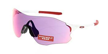 Oakley Sunglasses Evzero Path Matte White Prizm Road OO9308-0638