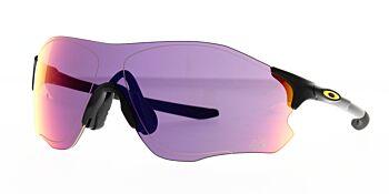 Oakley Sunglasses Evzero Path Tour De France Matte Black Prizm Road OO9308-2438