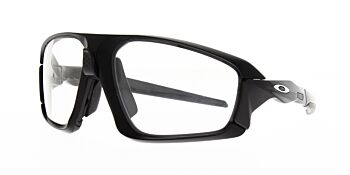 Oakley Sunglasses Field Jacket Matte Black Clear Black Iridium Photochromic OO9402-0664