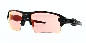 Oakley Sunglasses Flak 2.0XL Matte Black Prizm Trail Torch OO9188-A759