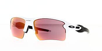 Oakley Sunglasses Flak 2.0XL Polished White Prizm Field OO9188-0359