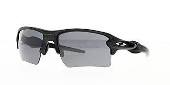 Oakley Sunglasses Flak 2.0XL Steel Prizm Black Polarised OO9188-F859