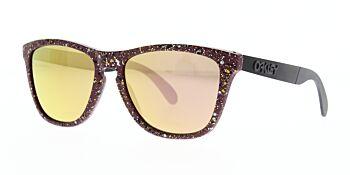 Oakley Sunglasses Frogskins Mix Splattermetallic Vampirella Prizm Rose Gold OO9428-1055