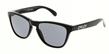 Oakley Sunglasses Frogskins XS Polished Black Grey OJ9006-0153
