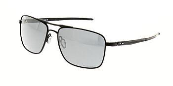 Oakley Sunglasses Gauge 6 Powder Coal Prizm Black OO6038-0157