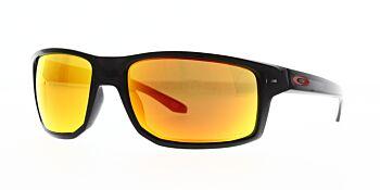 Oakley Sunglasses Gibston Black Ink Prizm Ruby Polarised OO9449-0560
