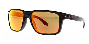 Oakley Sunglasses Holbrook XL Black Ink Prizm Ruby Polarised OO9417-0859