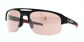 Oakley Sunglasses Mercenary Matte Carbon Prizm Dark Golf OO9424-0270