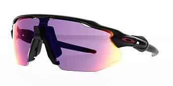 Oakley Sunglasses Radar EV Advancer Polished Black Prizm Road OO9442-0138
