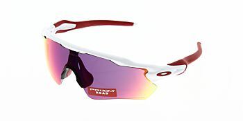 Oakley Sunglasses Radar EV Path Polished White/Prizm Road OO9208-0538