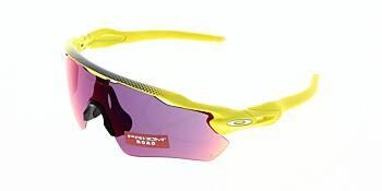 Oakley Sunglasses Radar EV Path Tour De France Team Yellow/Prizm Road OO9208-4338