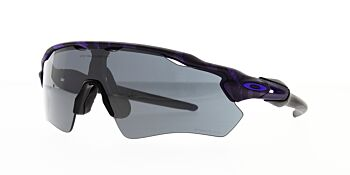 Oakley Sunglasses Radar EV Path Matte Shadow Camo Electric Purple Prizm Black OO9208-A238