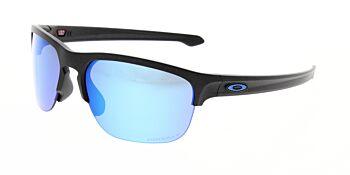 Oakley Sunglasses Sliver Edge Steel Prizm Sapphire Polarised OO9413-0665