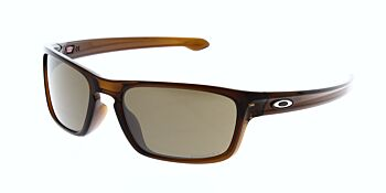 Oakley Sunglasses Sliver Stealth Polished Rootbeer Prizm Tungsten OO9408-0256