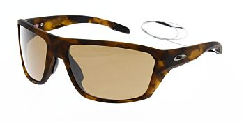 Oakley Sunglasses Split Shot Matte Brown Tortoise Prizm Tungsten Polarised OO9416-0364