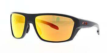 Oakley Sunglasses Split Shot Matte Heather Grey Prizm Ruby Polarised OO9416-0864