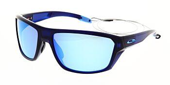 Oakley Sunglasses Split Shot Matte Translucent Blue Prizm Sapphire Polarised OO9416-0464