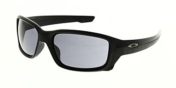 Oakley Sunglasses Straightlink Matte Black Grey OO9331-0261