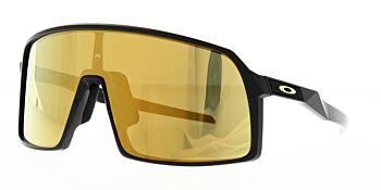 Oakley Sunglasses Sutro Matte Carbon Prizm 24K OO9406-0537