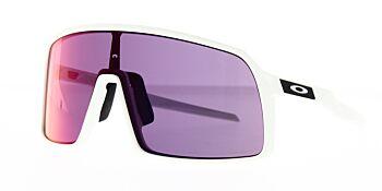 Oakley Sunglasses Sutro Matte White Prizm Road OO9406-0637