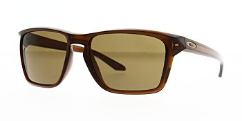 Oakley Sunglasses Sylas Polished Rootbeer Prizm Bronze OO9448-0257