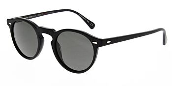 Oliver Peoples Sunglasses Gregory Peck Sun OV5217S 1031P2 Polarised 47