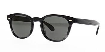 Oliver Peoples Sunglasses Sheldrake Sun OV5036S 1661P2 Polarised 49