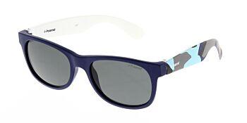 Polaroid Kids Sunglasses P0300 T6D Y2 Polarised 43