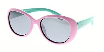 Polaroid Kids Sunglasses PLD8004 S TF5 JB Polarised 48