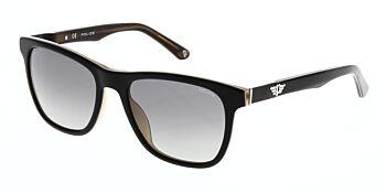 Police Sunglasses SPL493 Block 1 GBEP Polarised 54