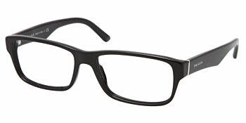Prada Glasses PR 16MV 1AB101 55