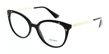 Prada Glasses PR12UV 1AB1O1 53