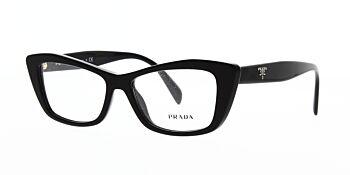 Prada Glasses PR15XV 1AB1O1 51