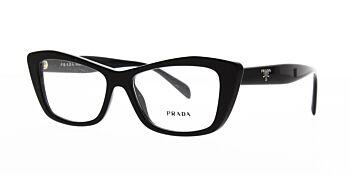 Prada Glasses PR15XV 1AB1O1 53