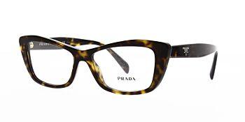 Prada Glasses PR15XV 2AU1O1 53